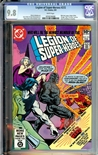 Legion of Super-Heroes #272