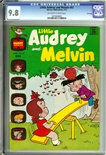 Little Audrey & Melvin #57