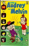 Little Audrey & Melvin #56