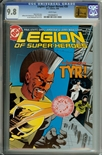 Legion of Super-Heroes (Vol 3) #20