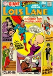 Superman's Girfriend Lois Lane #95