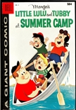 Marge's Little Lulu and Tubby at Summer Camp #2
