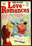 Love Romances #96