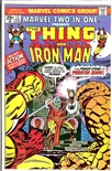 Marvel Two-In-One #12
