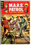 M.A.R.S. Patrol Total War #9