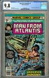 Man From Atlantis #3