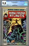 Man From Atlantis #7