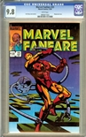 Marvel Fanfare #23