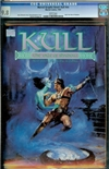 Marvel Graphic Novel: Kull #1