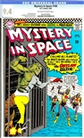 Mystery in Space #106