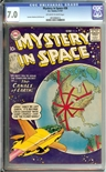 Mystery in Space #38