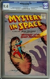 Mystery in Space #57