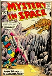 Mystery in Space #68