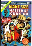 Master of Kung Fu Giant-Size #1