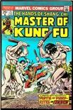 Master of Kung Fu #25