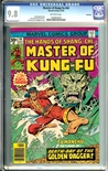 Master of Kung Fu #44