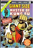 Master of Kung Fu Annual #1