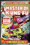 Master of Kung Fu #40