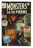 Monsters on the Prowl #13