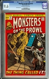 Monsters on the Prowl #15