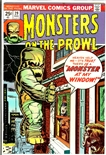 Monsters on the Prowl #29