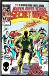 Marvel Super Heroes Secret Wars #11