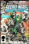 Marvel Super Heroes Secret Wars #10