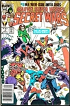 Marvel Super Heroes Secret Wars #5
