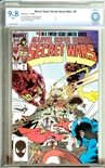 Marvel Super Heroes Secret Wars #9