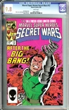 Marvel Super Heroes Secret Wars #12