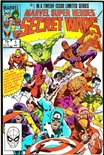 Marvel Super Heroes Secret Wars #1