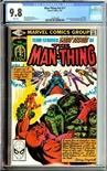 Man-Thing (Vol 2) #11
