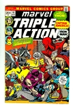 Marvel Triple Action #10