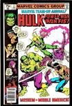 Marvel Team-Up Annual #3