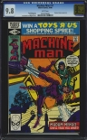 Machine Man #17