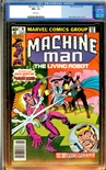 Machine Man #16