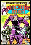 Machine Man #1
