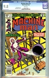 Machine Man #13