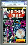 Machine Man #5