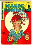 Magic Comics #86