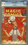 Magic Comics #33