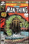 Man-Thing (Vol 2) #1