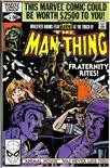 Man-Thing (Vol 2) #6