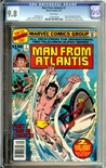 Man From Atlantis #1