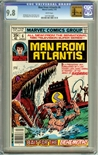 Man From Atlantis #6