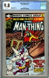 Man-Thing (Vol 2) #7