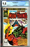 Man-Thing (Vol 2) #11