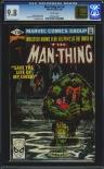 Man-Thing (Vol 2) #9