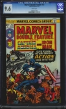 Marvel Double Feature #10