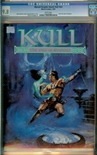 Marvel Graphic Novel: Kull #1